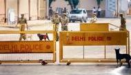 सुरक्षा एजेंसियों ने दिल्ली पुलिस को दी संदिग्धों की जानकारी, सुरक्षा अलर्ट जारी