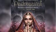 अब इस राज्य में भी बैन हुई फिल्म 'पद्मावत'