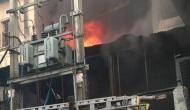 4 injured in Delhi's plastic factory fire