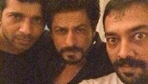 If SRK scolds me, I will not say a single word: Mukkabaaz director Anurag Kashyap