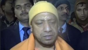 Hugplomacy video: Yogi Adityanath advices Rahul Gandhi to practice positive politics
