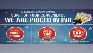 Delhi Duty Free leads the way to Home Currency Pricing - first among all travel retailers in India