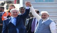 भारत और इजराइल में 9 अहम समझौते, पहली बार तेल और गैस को लेकर बनी बात