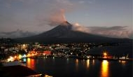Panic in the Philippines as  Mayon fumes once again