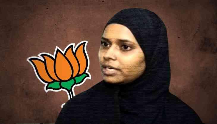 'I won't speak on atrocities on Muslims': Ishrat Jehan, Triple Talaq victim & BJP member