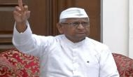 Anna Hazare questions government on Kisan Pension Bill
