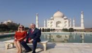 Israeli PM Benjamin Netanyahu visits Taj Mahal with wife Sara