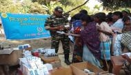 CRPF organises Civic Action Program in Naxal-hit Dantewada