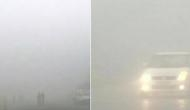 Dense fog engulfs Delhi-NCR, train, flight services affected