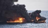 China Sea Oil Spill Poses Big Threat to Marine Life
