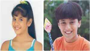 From Fruity to Sanju, here is how your favourite TV child actors look now