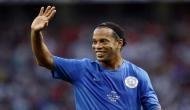 Brazil legend Ronaldinho bids adieu to football