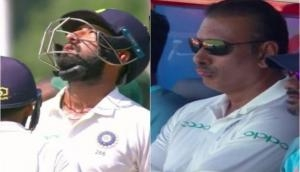 India vs South Africa: Ravi Shastri reacted in a stern way on Cheteshwar Pujara for loosing wicket twice