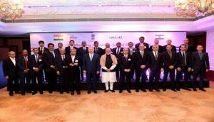 Netanyahu meets India Inc; Adi Godrej, Chanda Kochhar among those present