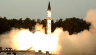 India successfully launches ballistic missile Agni-V