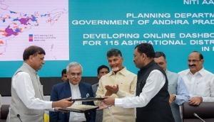 Andhra Pradesh government, NITI Aayog sign MoU
