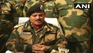 Situation tense at LoC: BSF DG