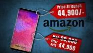 Amazon Great Indian Sale 2020 : स्मार्टफोन खरीदने का सबसे सुनहरा मौका, यहां है पूरी लिस्ट