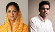 Rajasthan Assembly Election 2018: Congress' Sachin Pilot praises rival Vasundhara Raje for standing up against BJP president Amit Shah