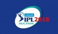 IPL2018: जानिए पहले दिन बिकने वाले सबसे महंगे और सस्ते खिलाड़ी