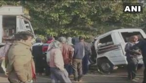 8 dead, 2 injured in Jharkhand road accident
