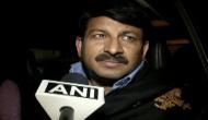 Kejriwal's sit-in a mockery of democracy: Manoj Tiwari