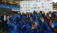 BLIND CRICKET WORLD CUP: पाकिस्तान को लगातार दूसरी बार पीटकर भारत बना चैंपियन