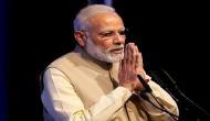 PM Narendra Modi celebrates Guru Ravidas ji's birth anniversary