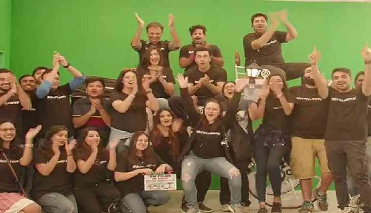 Sonam Kapoor calls Dutt biopic as a 'crazy journey'