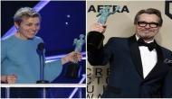 SAG2018: Gary Oldman, Frances McDormand win 'Best Actor' (Motion Picture) trophies