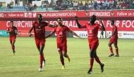 I League: Churchill Brothers defeat Indian Arrows