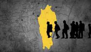 1500 refugees remain in Mizoram amid fears of renewed violence in Myanmar