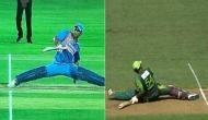 जब पाकिस्तानी खिलाड़ी ने की धोनी की कॉपी, लोग बोले- इस्लाम में योगा हराम है