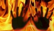 Dalit girl burnt alive allegedly by a father-son duo in UP