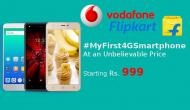Flipkart-Vodafone मिलकर दे रहे 999 रुपये में 4G स्मार्टफोन