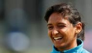 Harmanpreet Kaur to lead Indian women cricket team in the T20I series against Africa