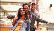 Have you seen Bigg Boss contestants and rivals Hina Khan, Vikas Gupta, Priyank Sharma's cute reunion yet?