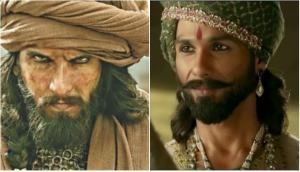 Padmaavat: Now Ranveer Singh reacts on Shahid Kapoor's 'Khilji' remark; says 'I was arrogant that time'