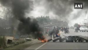 पद्मावत विवाद: जगह-जगह धधक रही है 'करणी सेना' की आग