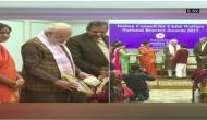 PM Modi presents National Bravery Awards