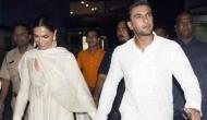 Padmaavat Screening: Ranveer Singh, Deepika Padukone seen walking hand-in-hand, picture goes viral