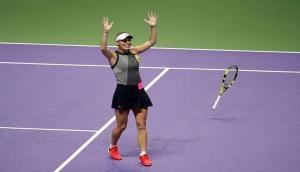 Australian Open: Caroline Wozniacki reaches final over Belgian Elise Mertens