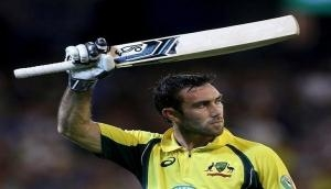 Aus vs Eng: Glenn Maxwell back as cover for Aaron Finch