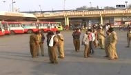 Karnataka bandh: Protest in Attibelle over Mahadayi River dispute