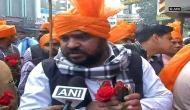 Padmaavat Protest: In Lucknow Rajput Karni Sena adopts 'Gandhigiri'