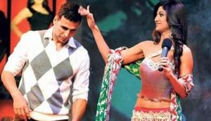 What happened when Akshay Kumar met Shilpa Shetty at an award function will surprise you