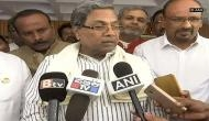 Siddaramaiah calls Amit Shah 'brainless'