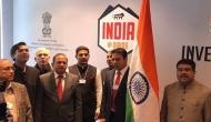 Indian politicos celebrate R-Day at Davos