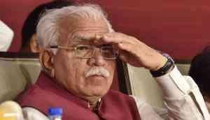 Manohar Lal Khattar begins public outreach with Lok Sabha & Assembly polls in mind