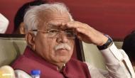 Haryana to get 47% of water from Lakhwar Dam: Haryana CM Manohar Lal Khattar